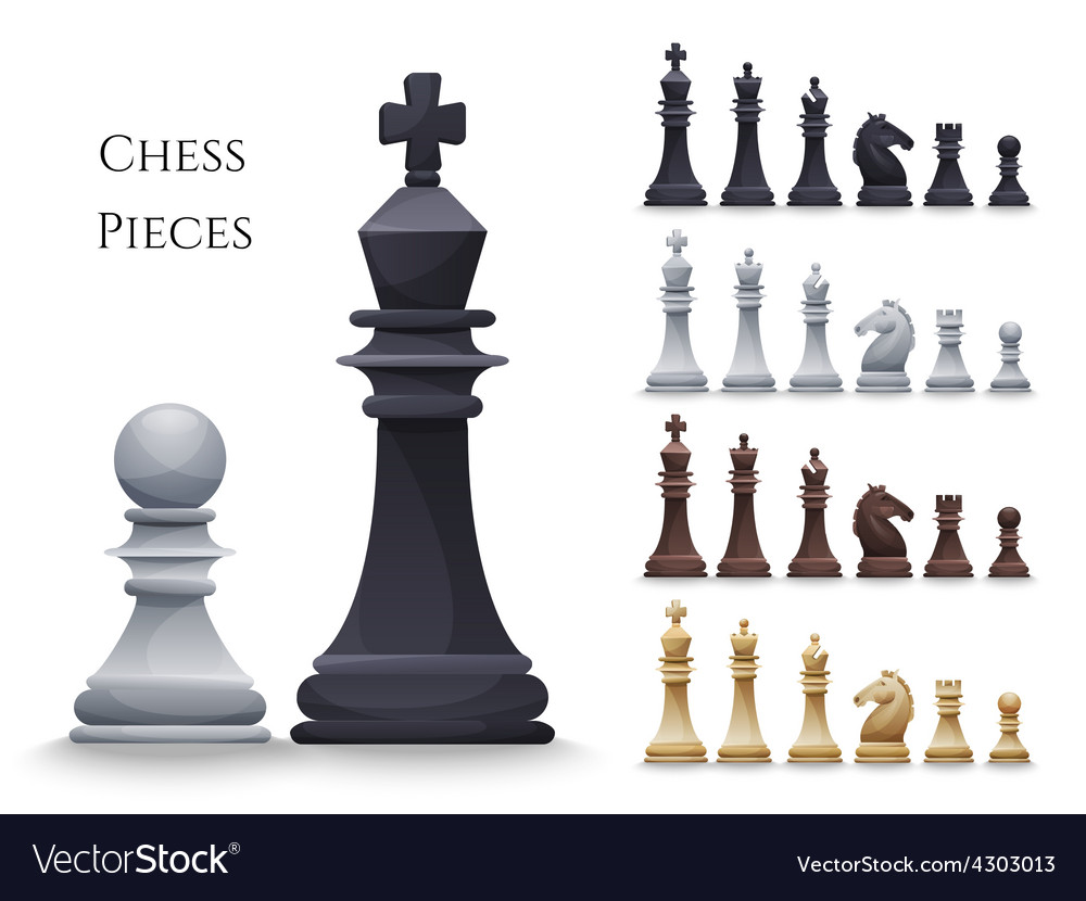 Chess Figures big set