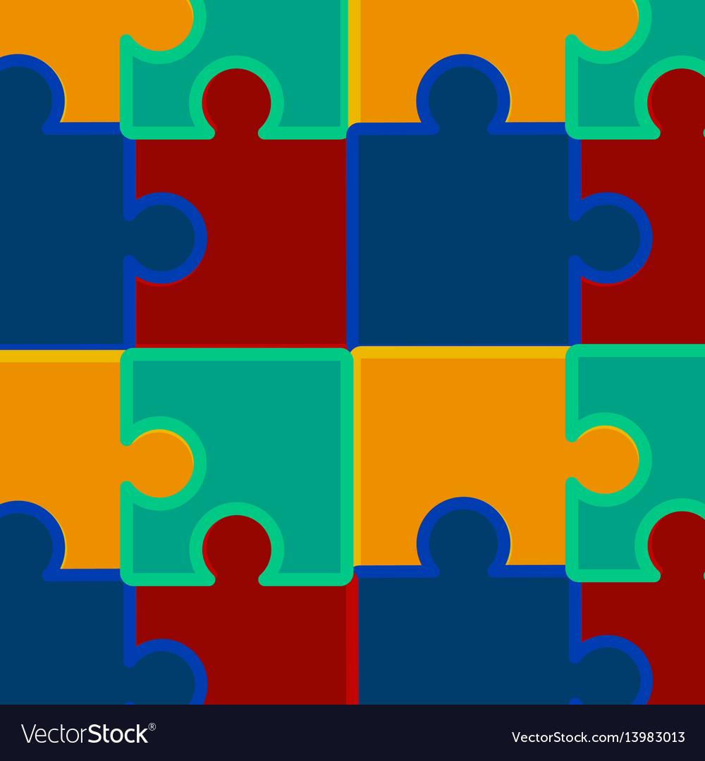 Pazzle pattern