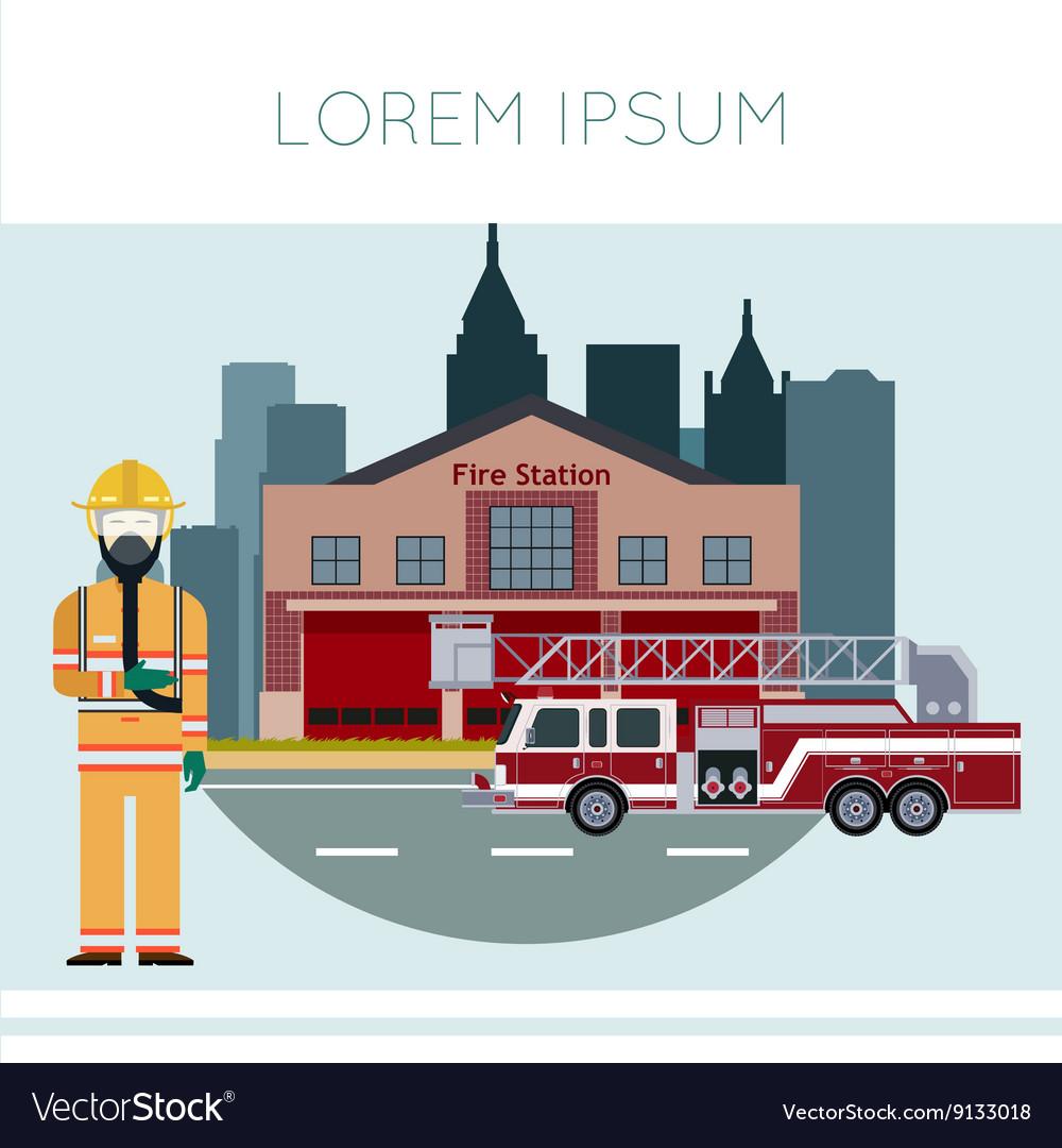 Fire Station Banner11