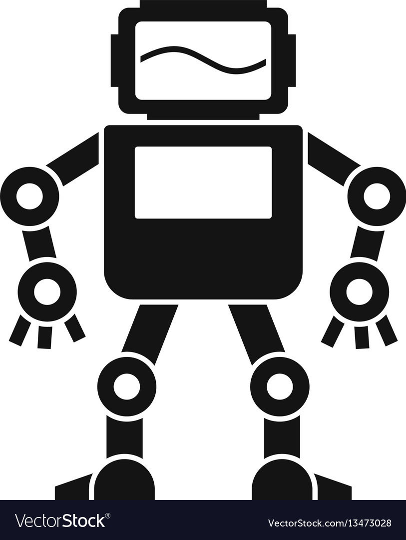 Automatic mechanism icon simple style