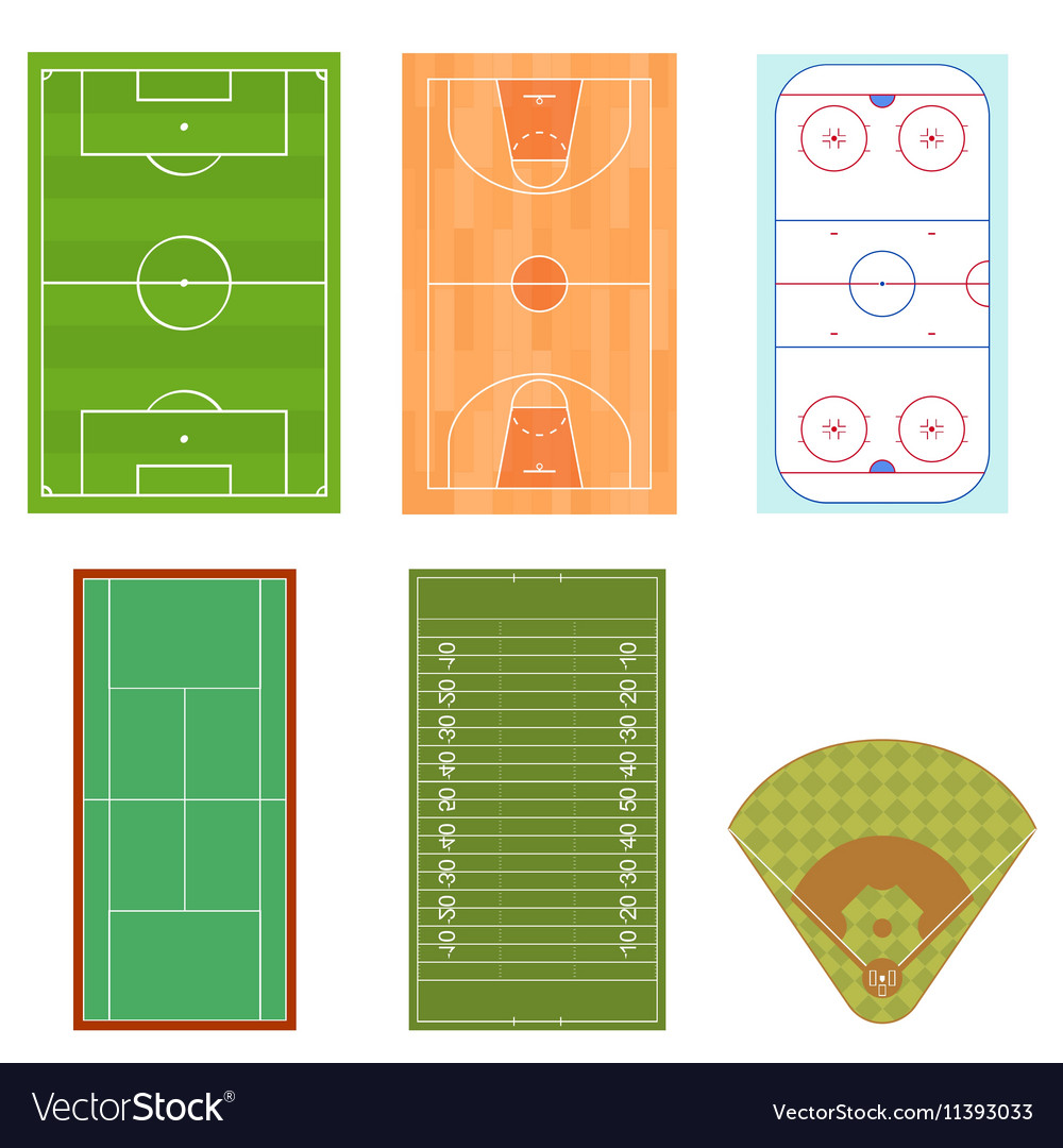 Fieldes Set Isometric View