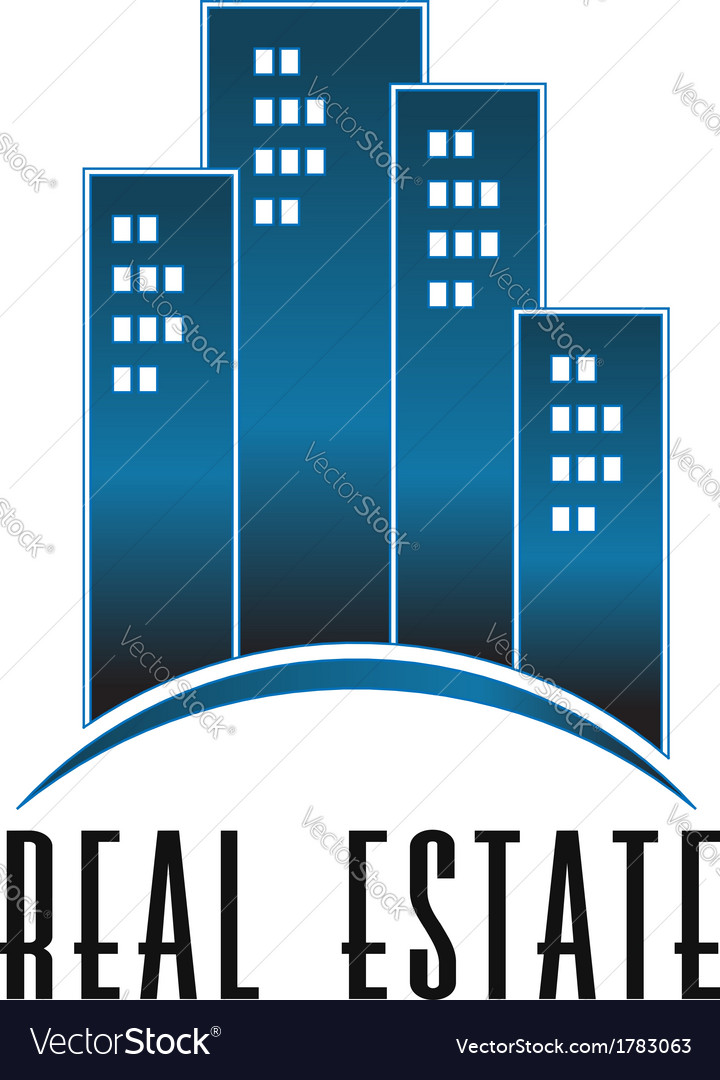 Real Estate group of towers logo