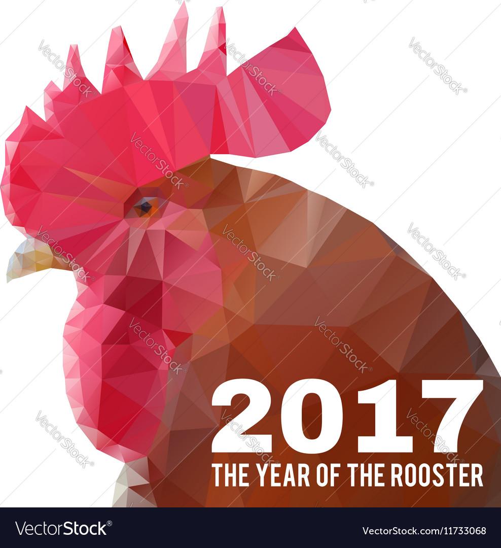 Chinese new year 2017 background