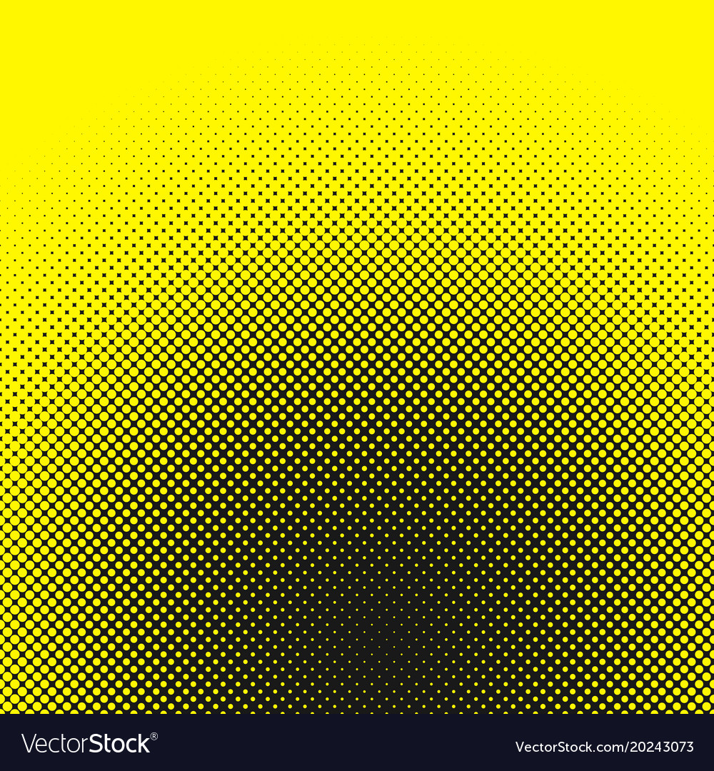 Halftone dotted pattern background template