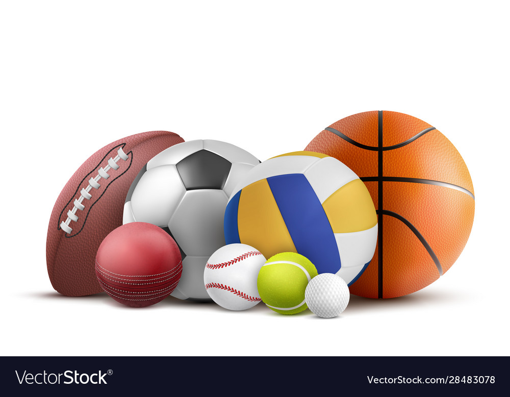 Balls for soccer rugbaseball and other sports