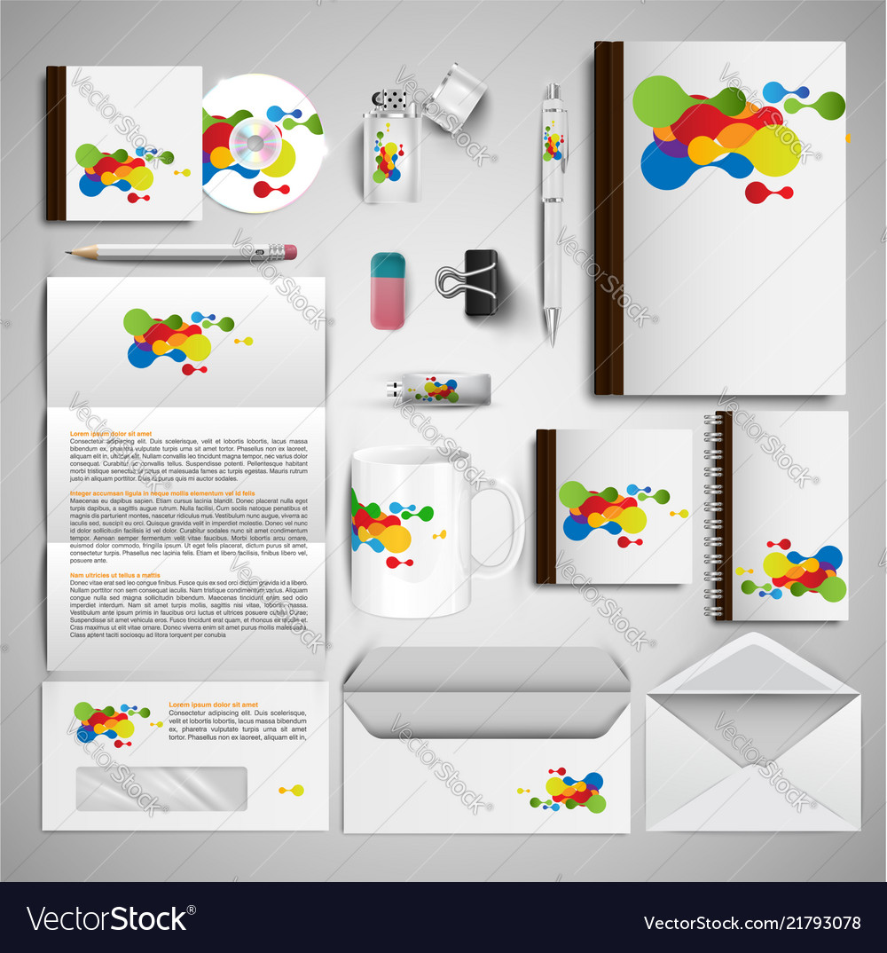Office tools and identity design