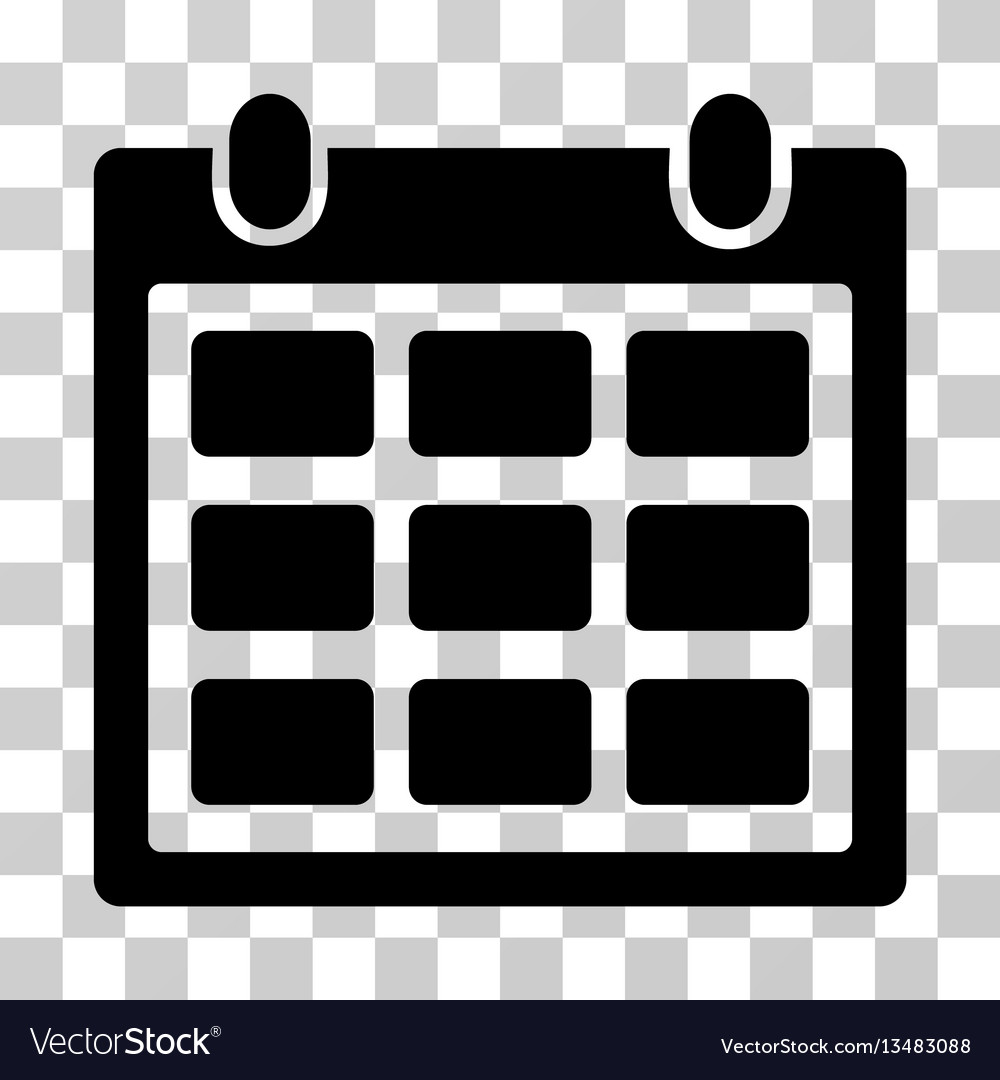 calendar icon royalty free vector image vectorstock rh vectorstock com download calendar icon vector google calendar icon vector