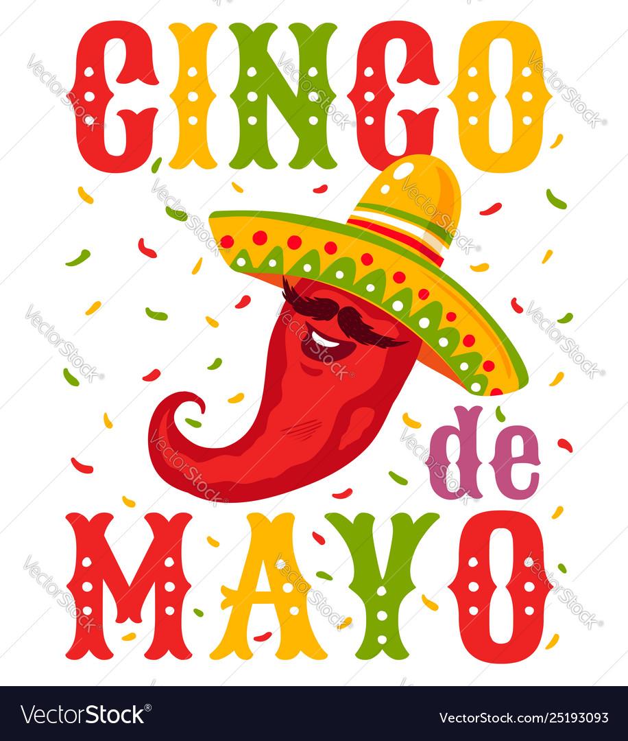 Cinco de mayo festive