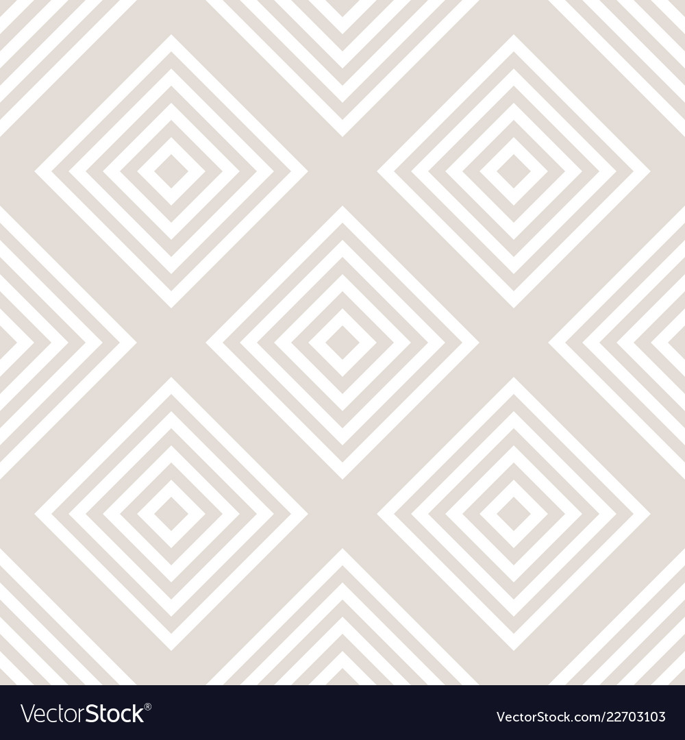 Subtle white and beige seamless pattern with