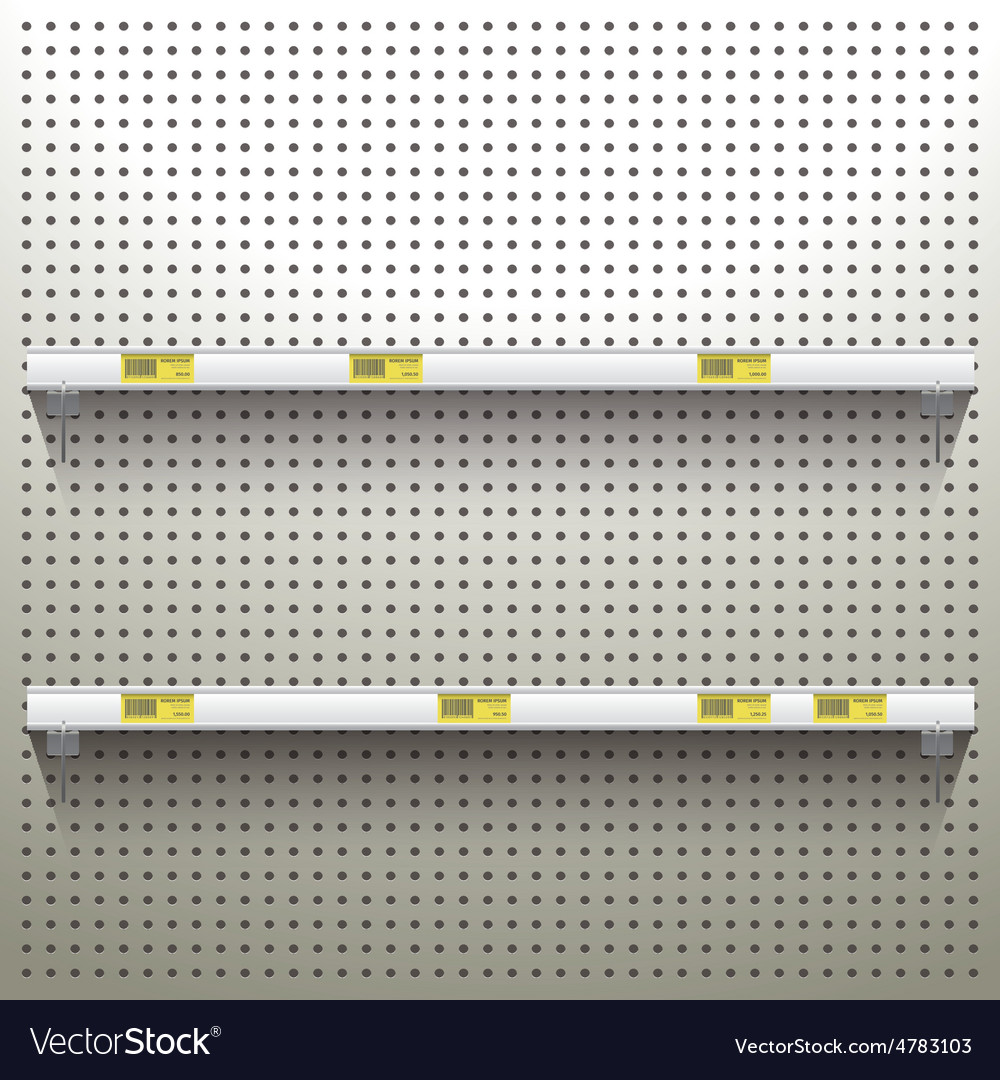 shelf for motres awesome wire home inch with pegboard peg attractive bracket board ideas