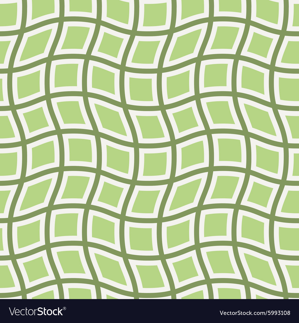 Background of wavy lines with curved