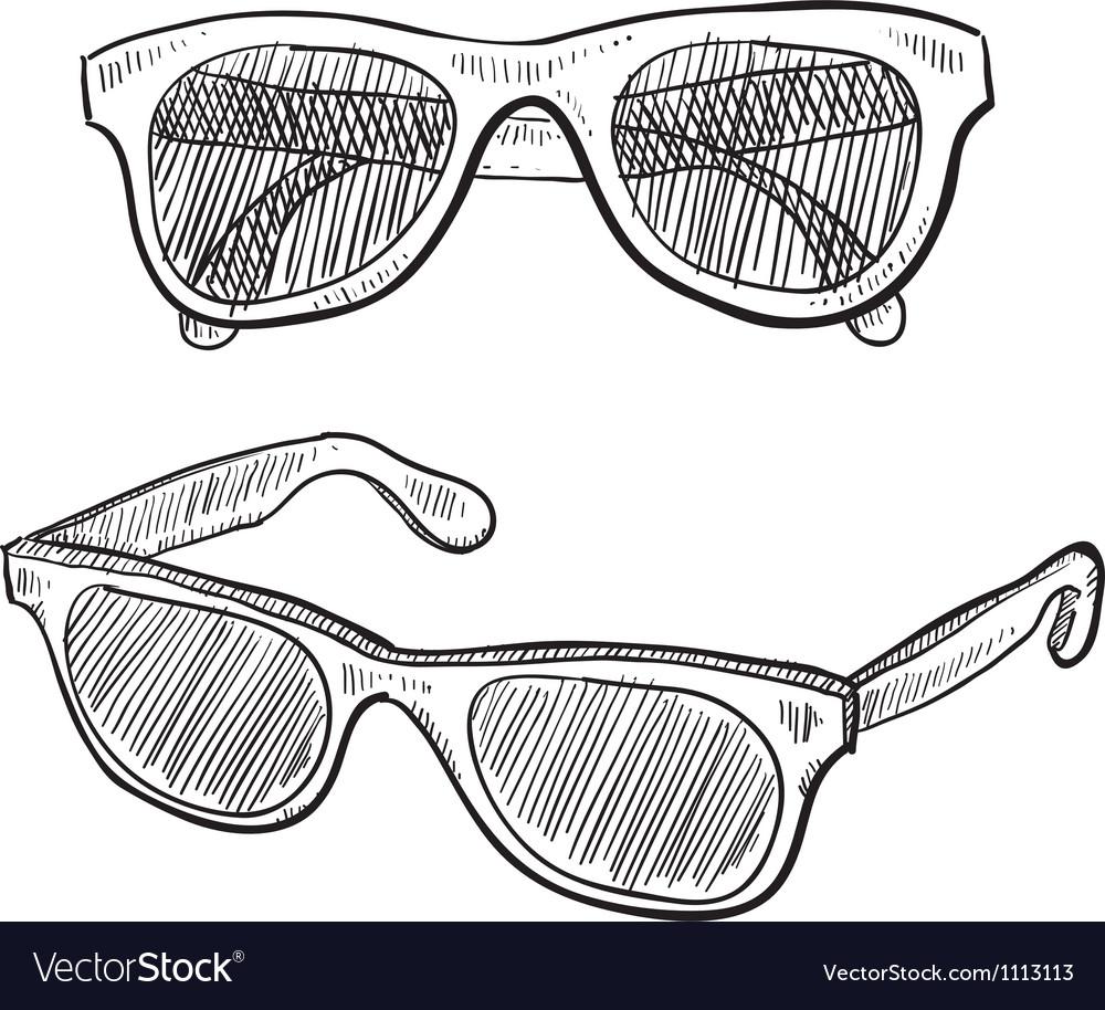 Doodle sunglasses famous