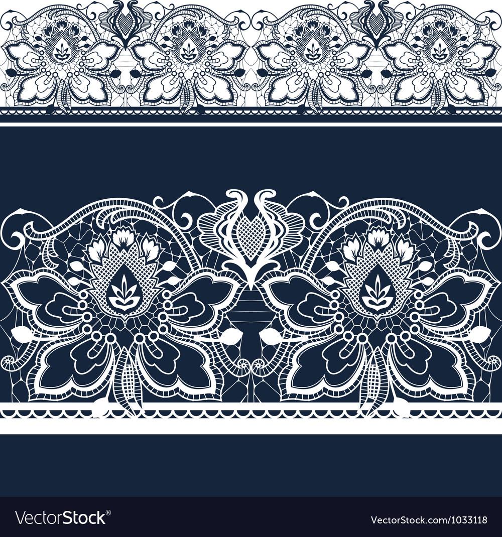 lace royalty free vector image vectorstock rh vectorstock com lace vector free illustrator lace vector free illustrator