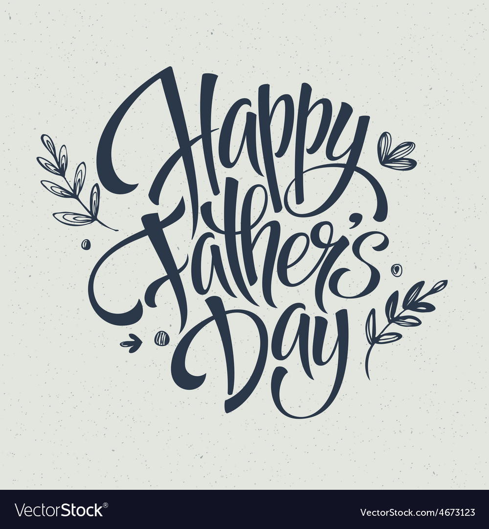 Template Greeting Card Royalty Free Stock Image: Greeting Card Template For Father Day Royalty Free Vector