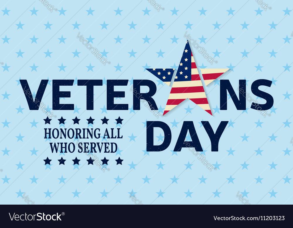 Veterans day
