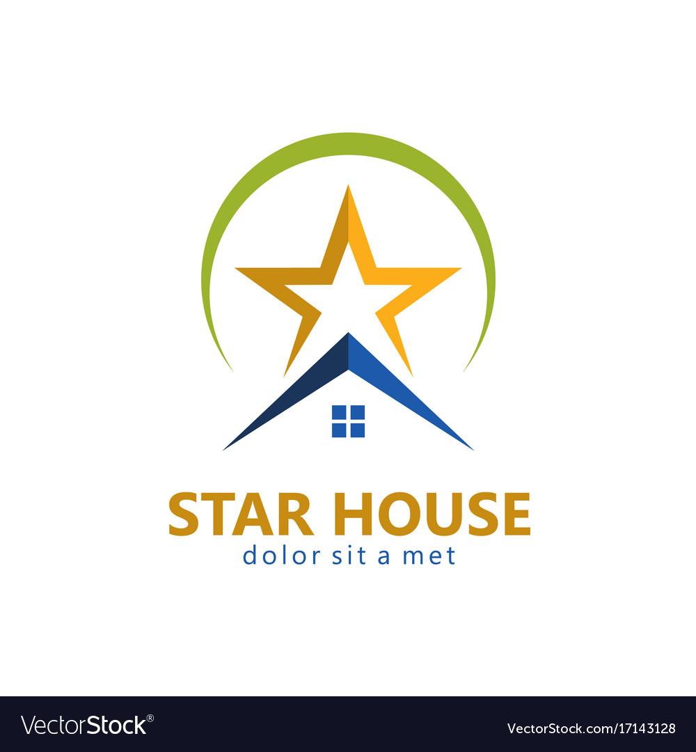 Star house realty logo