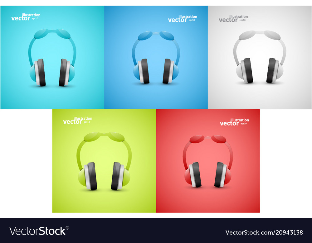Headphones graphic