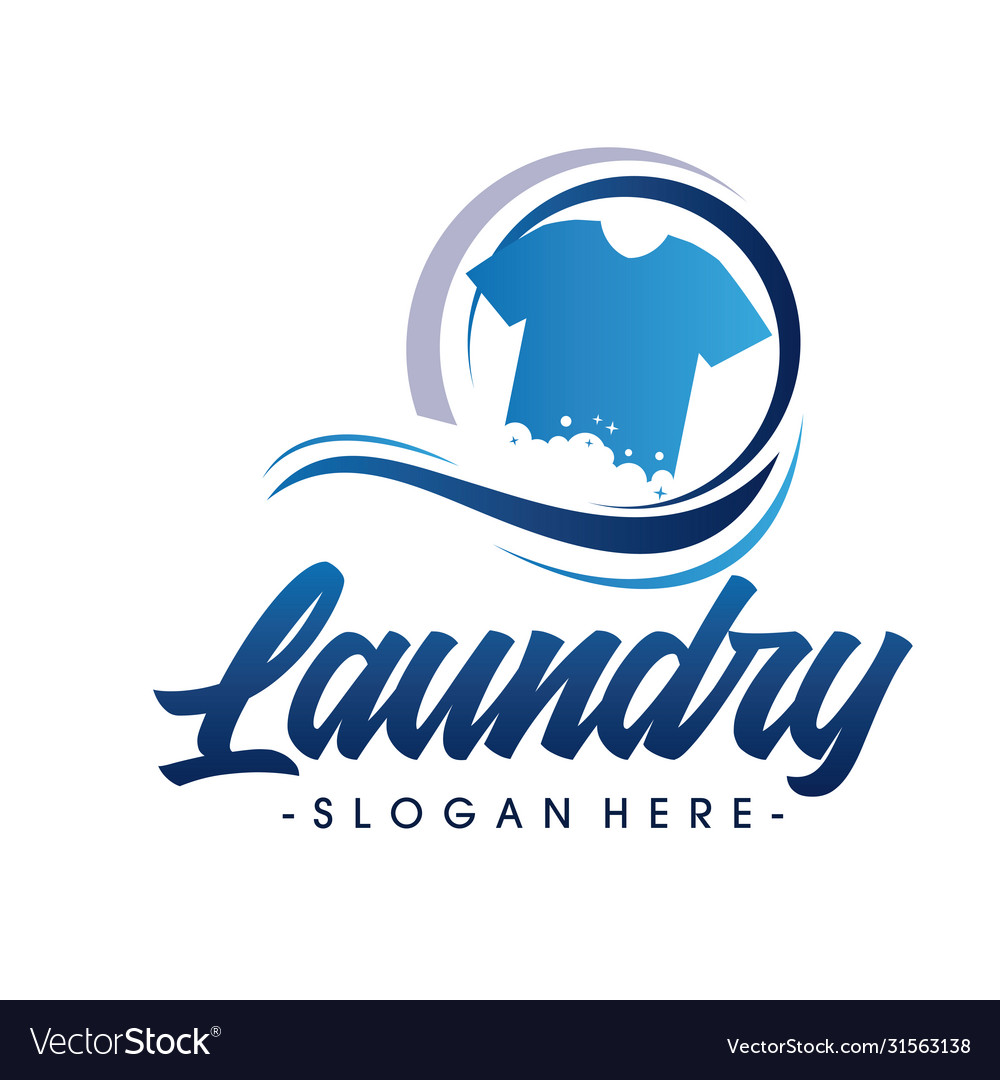 22+ Laundry Logo Design