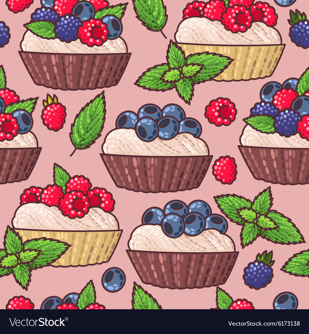 Seamless cakes