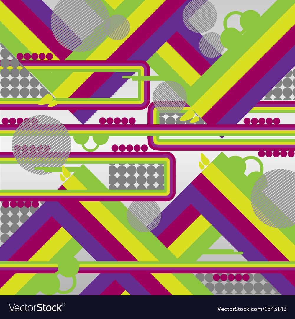 Abstract geometrical design background
