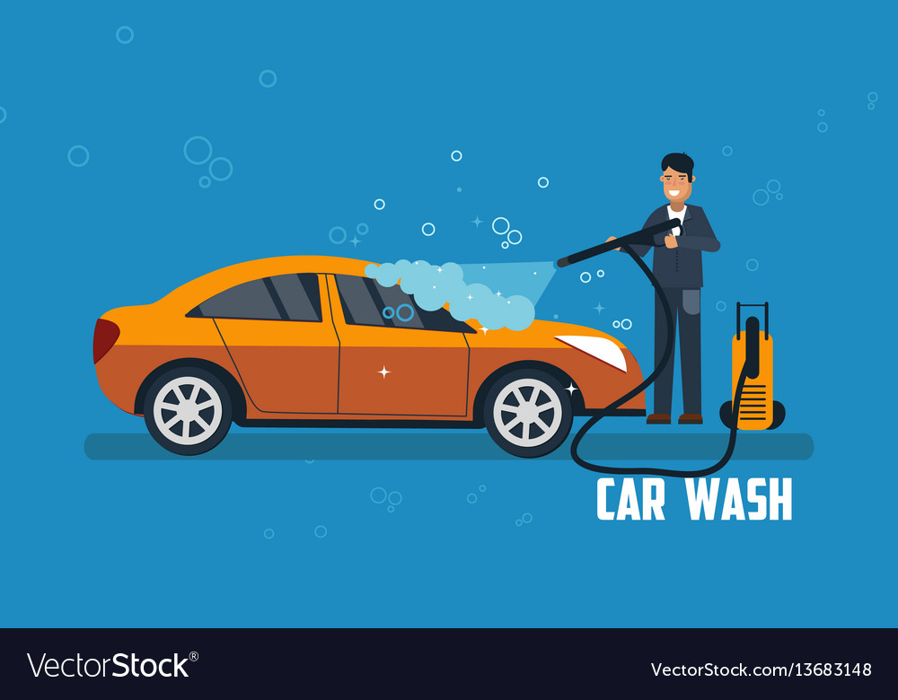 Car Wash With Credit Card