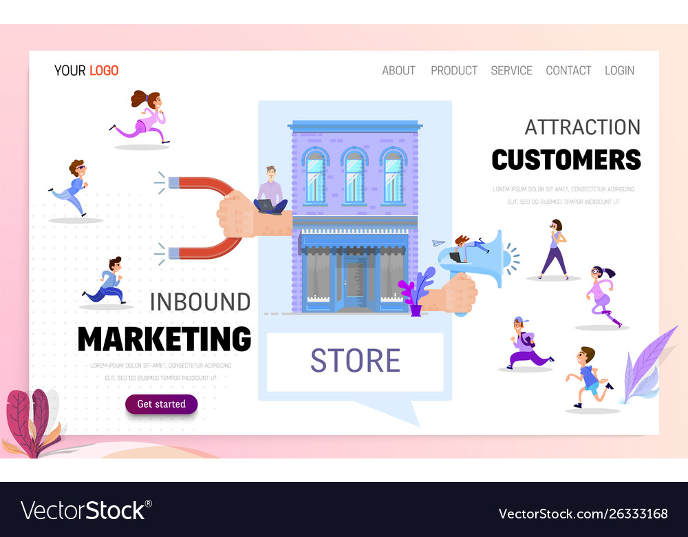 Inbound marketing and customer acquisition