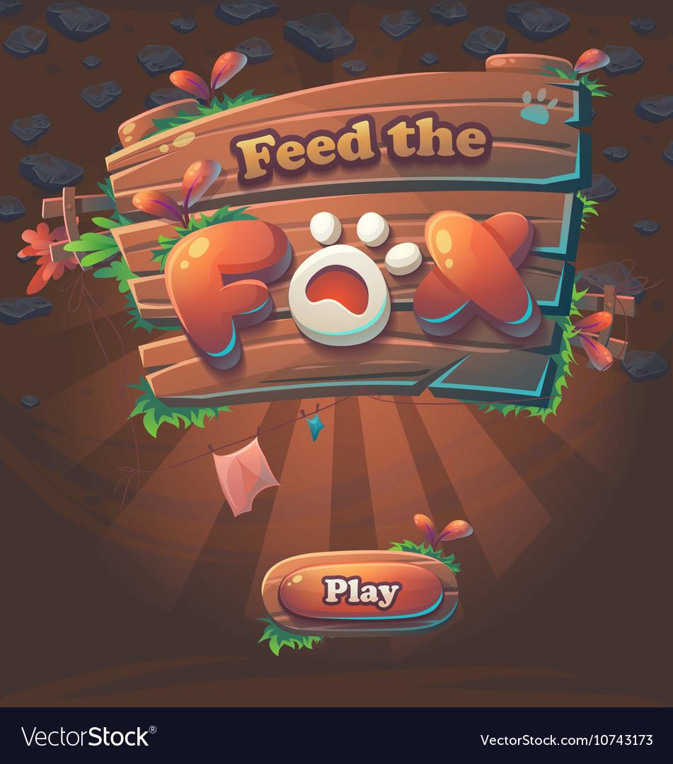 Play window Feed the Fox