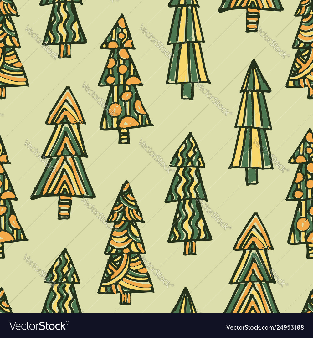 Christmas tree xmas background