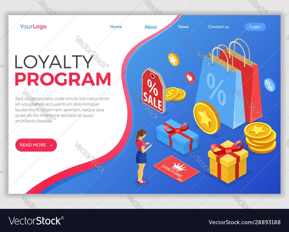 Customer loyalty programs banner