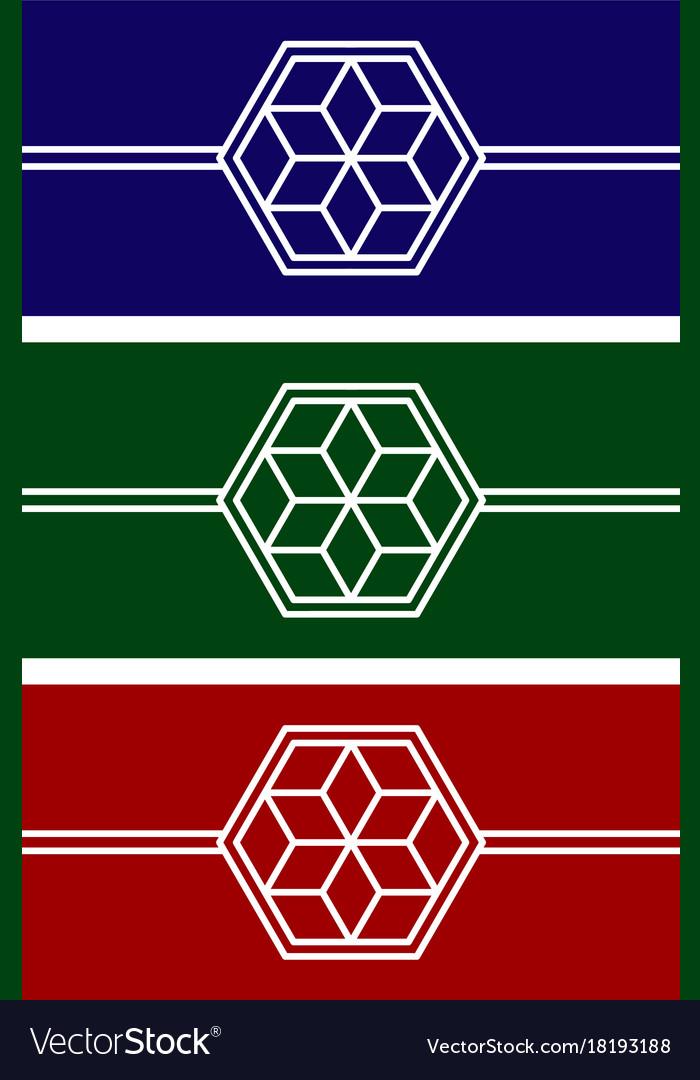 Set logo flower