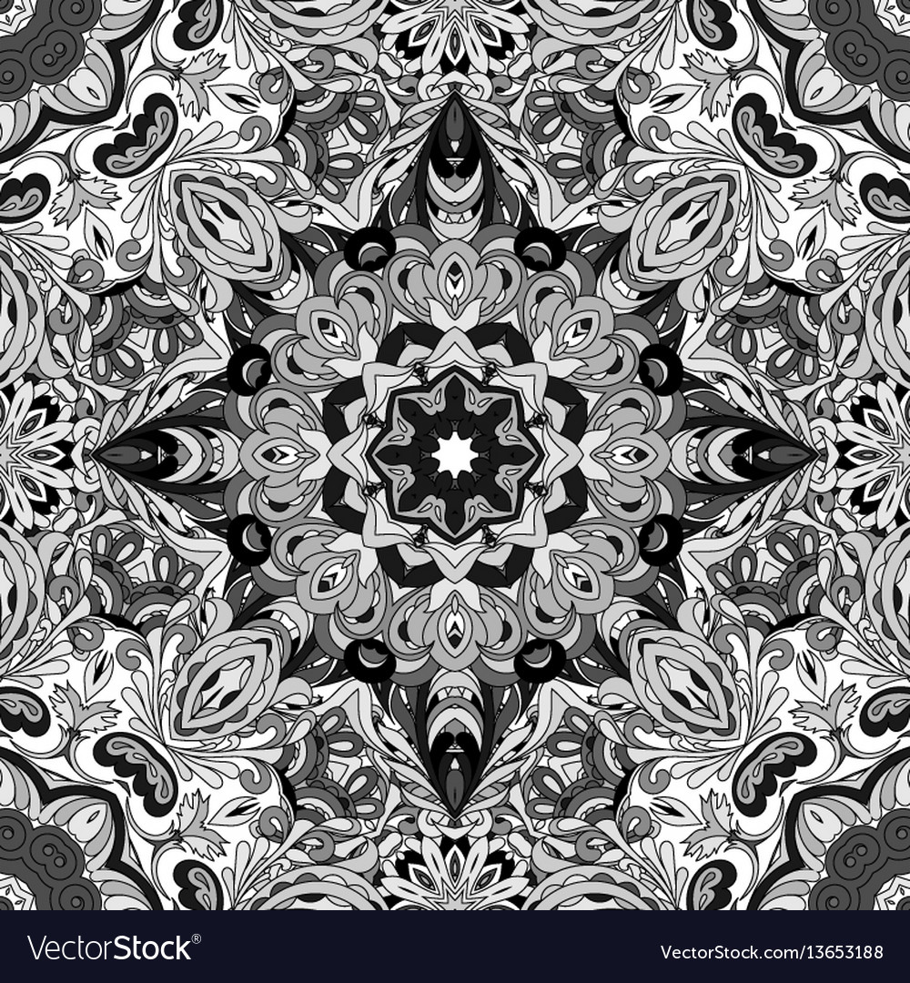 Wallpaper in the style of baroque a seamless