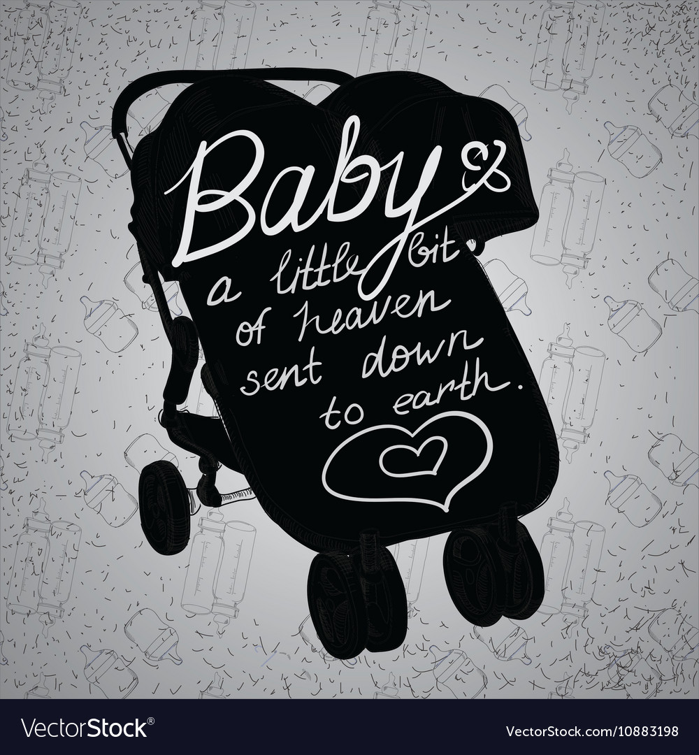 Quotes on baby stroller carriage