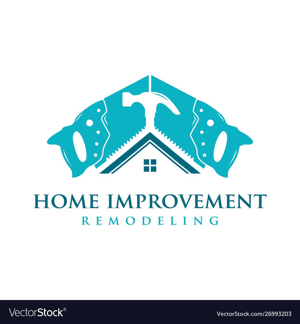 Home improvement logo