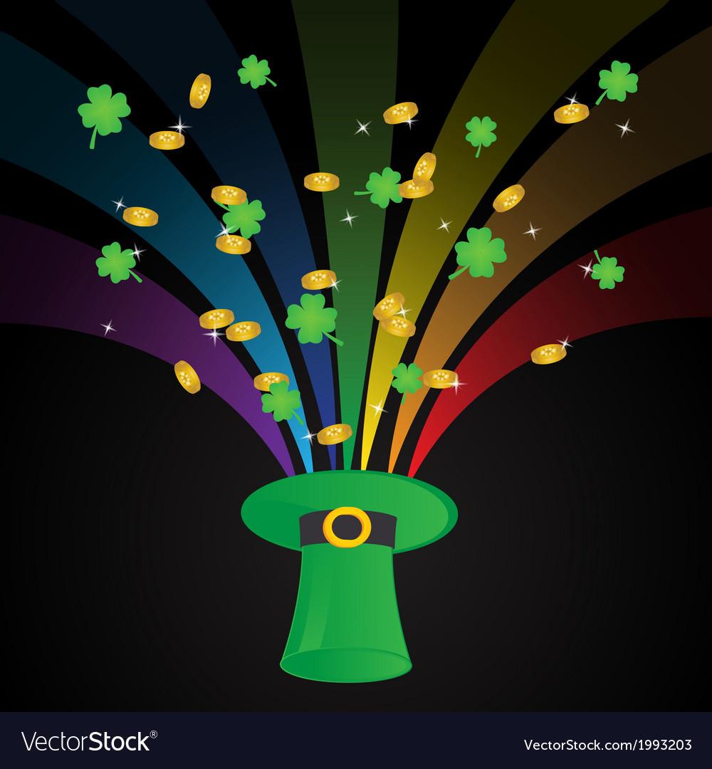 St Patricks Day Template Background
