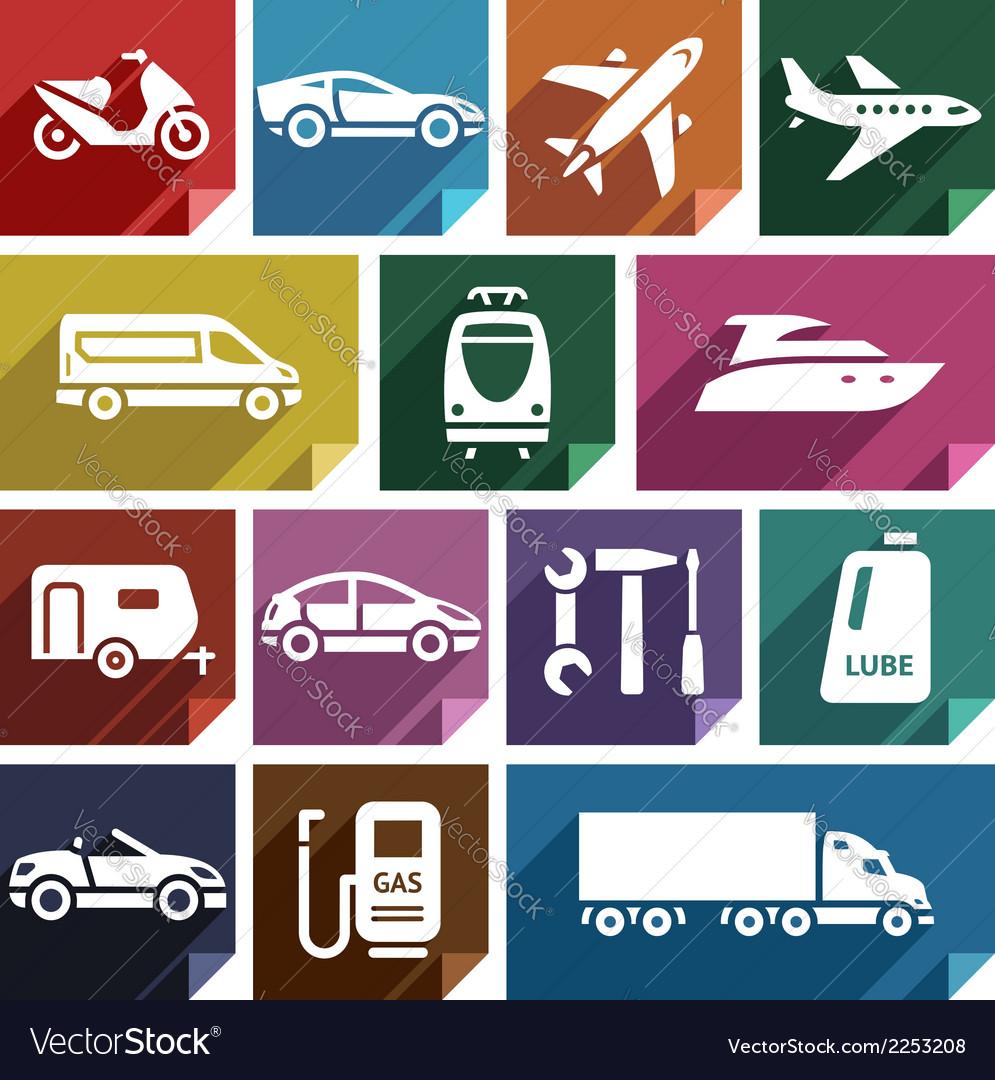 Transport flat icon-09