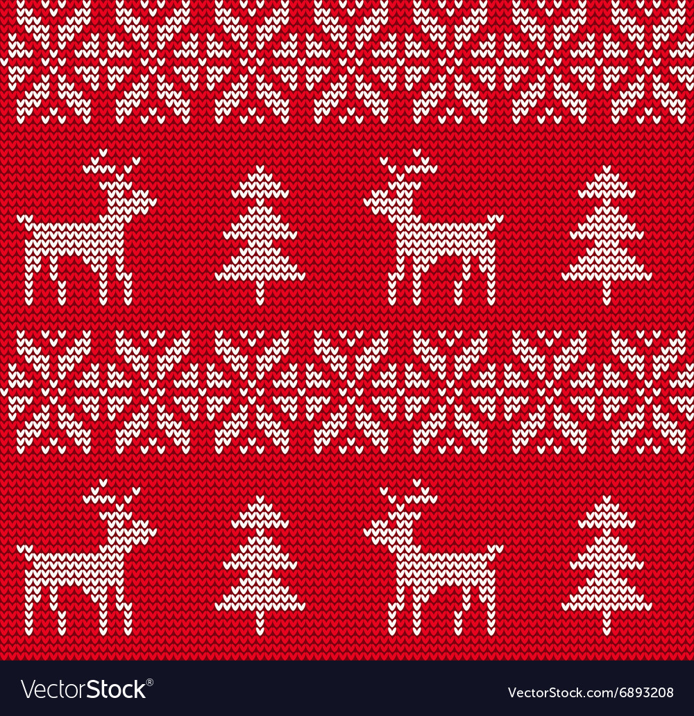 Christmas Sweater Background.Ugly Sweater Background