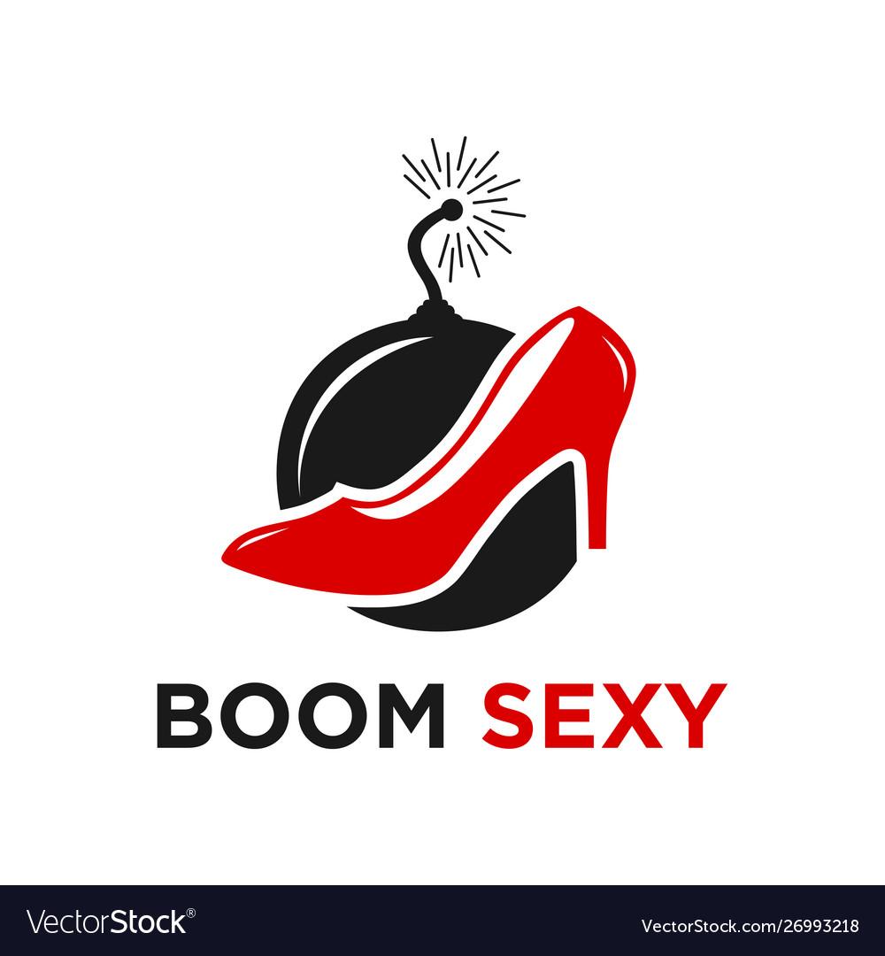 Boom sexy logo