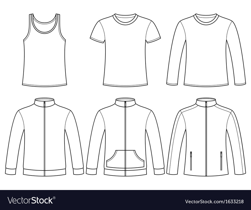 Singlet T-shirt Long-sleeved T-shirt Sweatshirts a