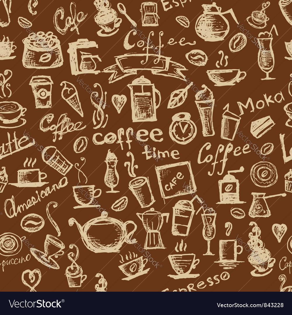 Coffee time seamless