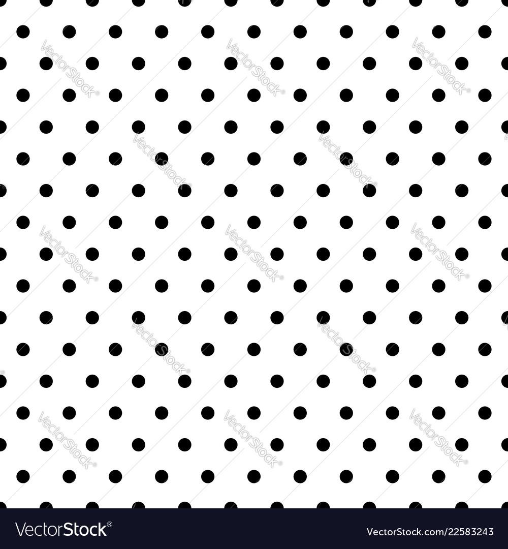 Seamless circles dots pattern seamlessly