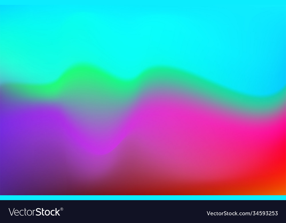 Color abstract gradient background watercolor
