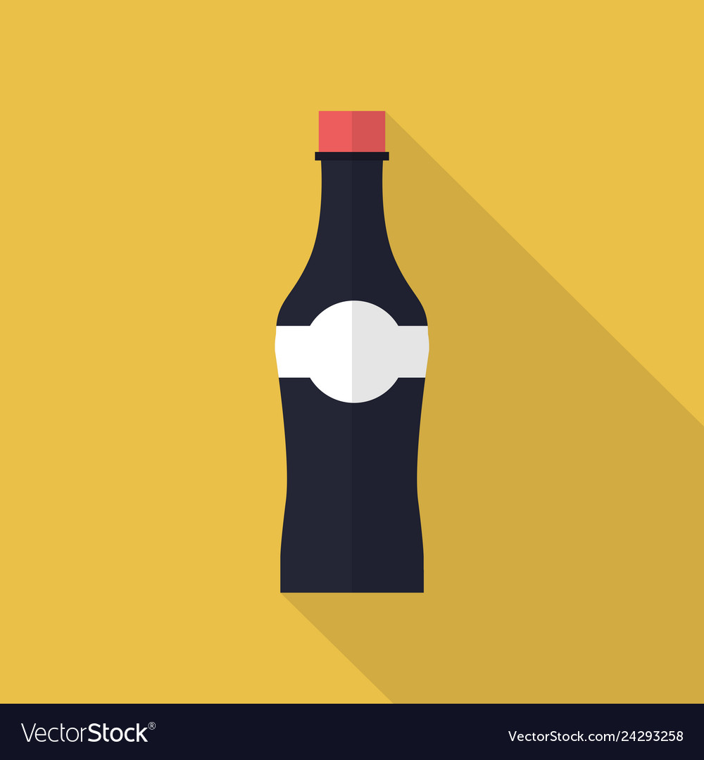 Cola icon set of great flat icons design