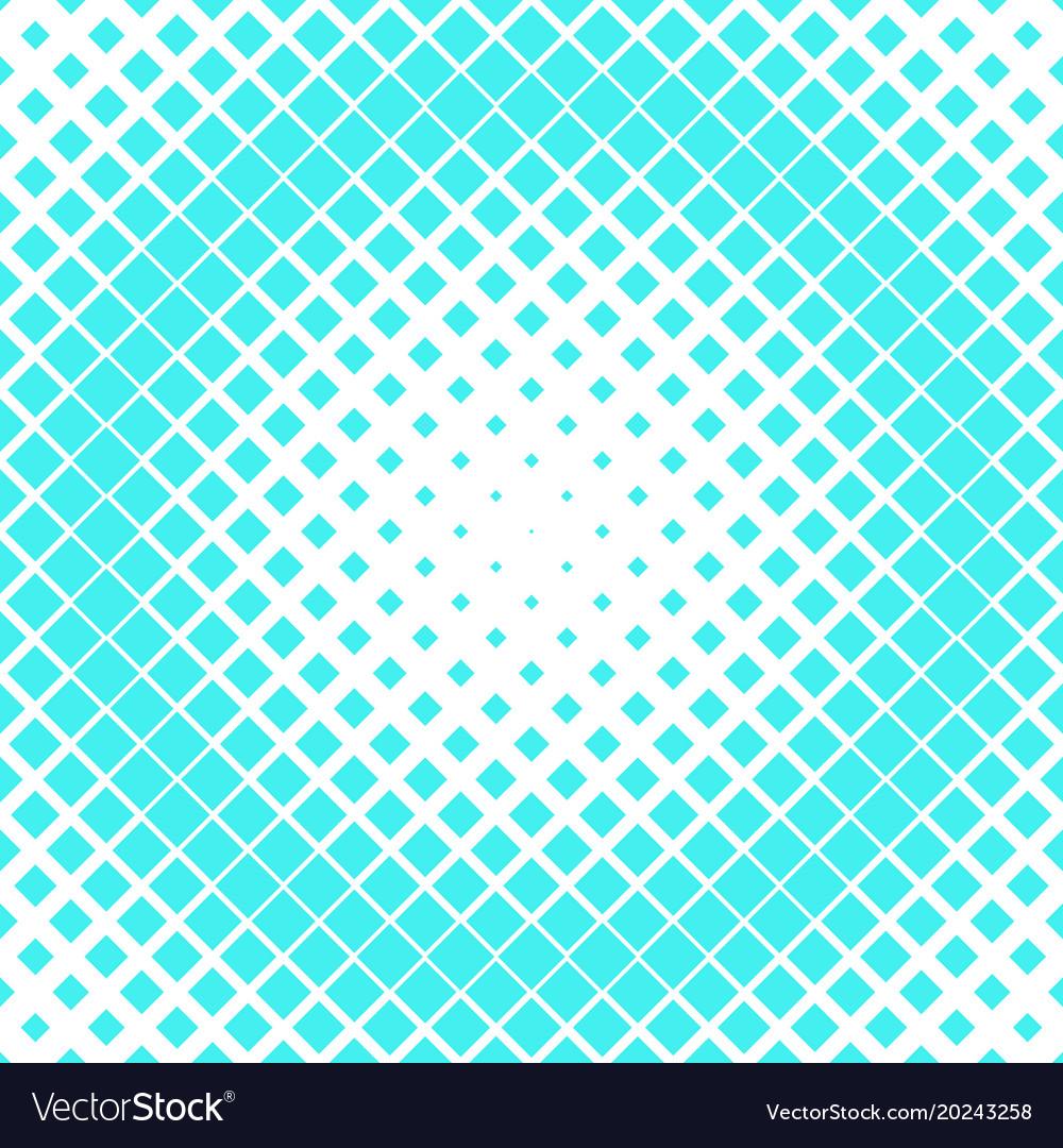 Halftone square background pattern design