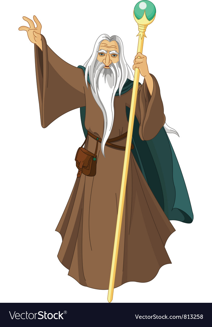 Sorcerer wizard