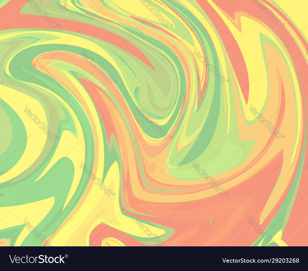 Modern abstract liquid background color fluid