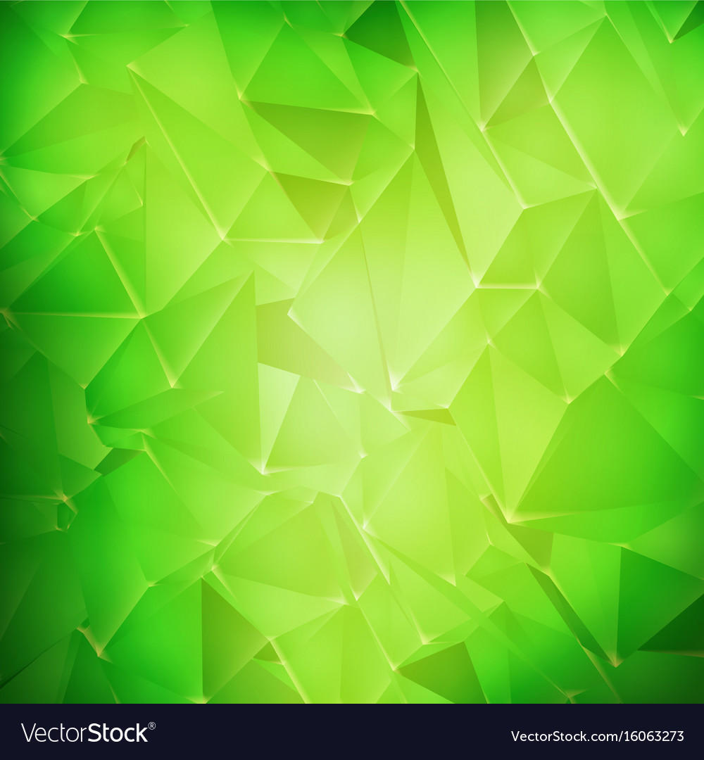 Abstract Background Soft Blurred Green Background Vector Image