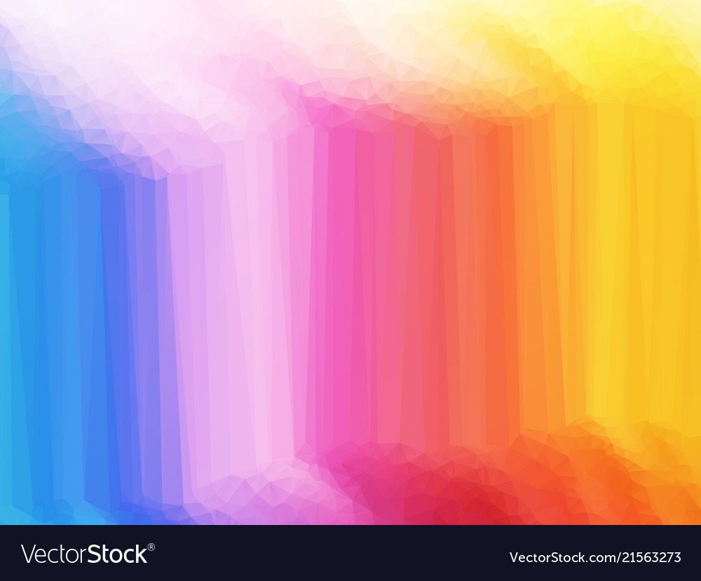 Abstract Color Geometric Wallpaper