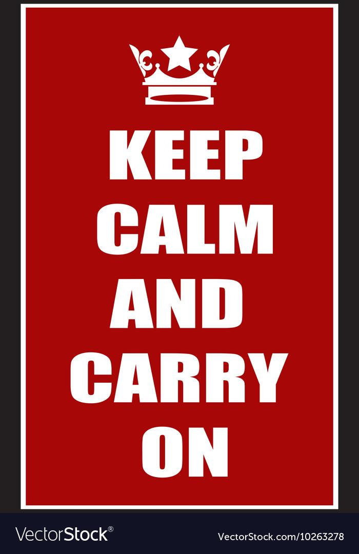 Keep Calm And Carry On Pdf