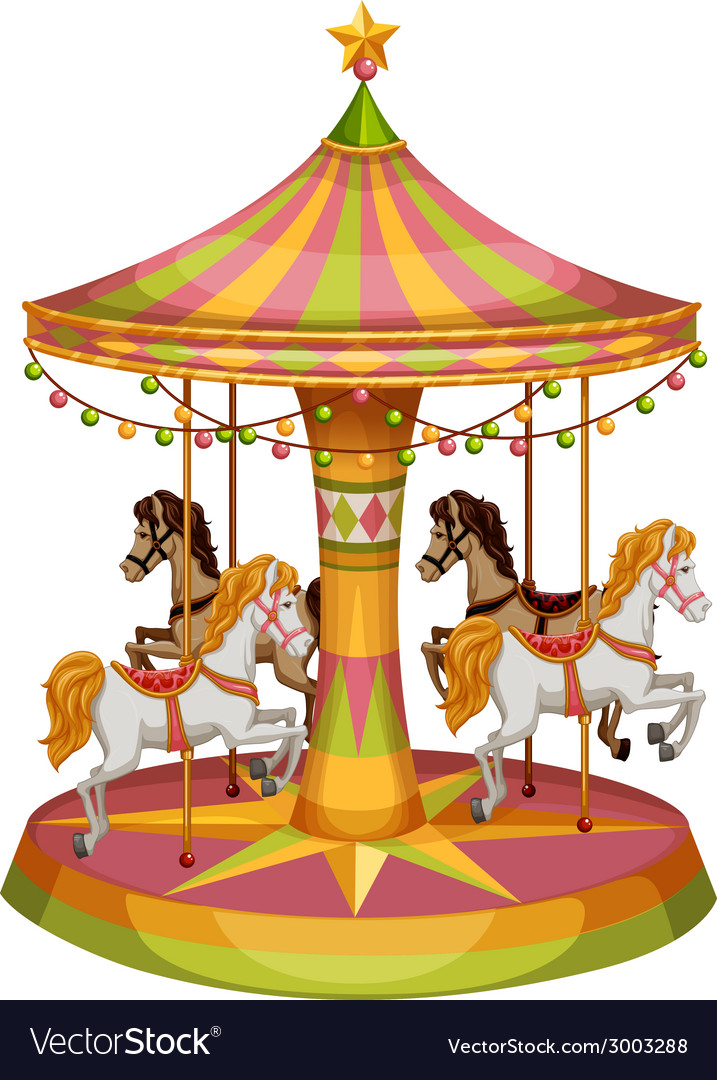 Merry go round horse template image collections template for Merry go round horse template