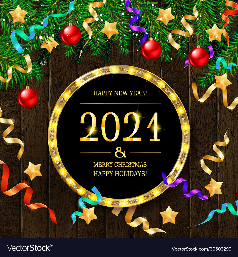 Christmas Party Near Me 2021 Invitation Merry Christmas Party 2021 Royalty Free Vector